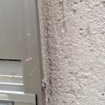 新築の壁のひび割れは・・・