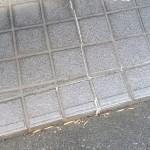 ベランダの床のひび割れを直すのにやってはいけないこと