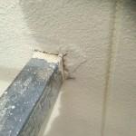 雨漏りしやすい外壁